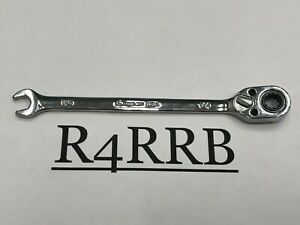 New Snap on Tools Usa 1 4 Sae Flank Drive Plus Ratcheting Combo Wrench Soxrr8