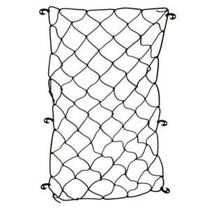 Cargo Net Truck Bed Car Suv Automotive Bungee Web 4 X 5 Ft Unstreached Taie4510