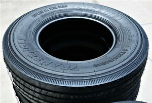 Transeagle All Steel St Radial St 235 80r16 Load G 14 Ply Trailer Tire