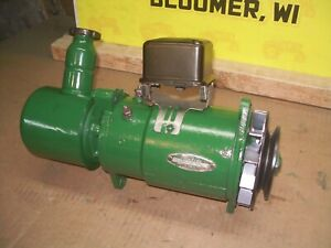 Oliver Super77 770 super88 Farm Tractor Factory Power Steering Generator Combo