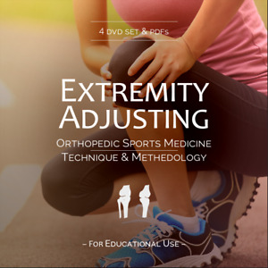 Extremity Adjusting Training Series Chiropractic Orthopedic Sports Medicine
