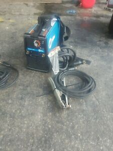 Miller Maxstar 150 S Welder Welding Machine With Case