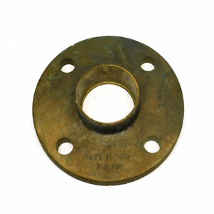 Lee 11 345 Brass 2 1 2 Solder Cup Companion Flange 150 Pressure Class