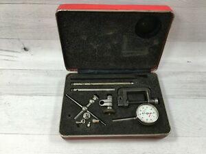 Starrett Dial Test Indicator Set Model 196a1z