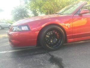 1994 2004 Mustang Cobra v6 Brembo Big Brake Package
