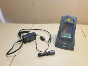 Symbol Palm Powered N410 Barcode Scanner W charger