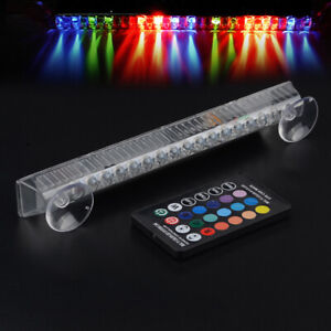 Rgb 16 Led Solar Car Warning Light Safety Emergency Strobe Lamp Remote Control