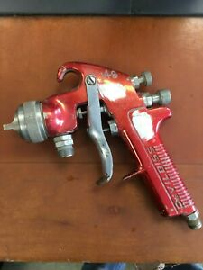 Devilbiss Exl Hvlp Siphon Feed Spray Gun