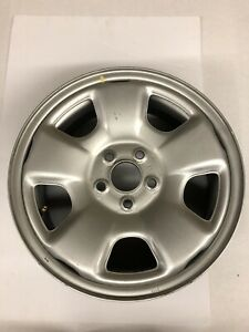Steel Wheel Rim 15 Inch 98 02 Subaru Forester Oem 883291 Used