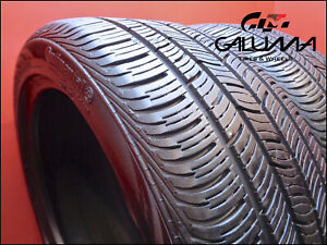 2 Two Tires Hightread Continental 245 40 18 Contiprocontact 93h Nopatch 49888