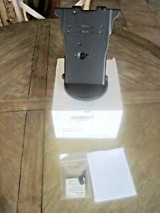 Ens Low Contour Round Base Stand For Verifone Mx915 925 With 8 90 Degree Tilt