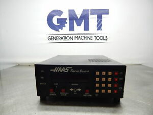 Haas Cnc Servo Control 14 Pin as Is Rebuild repair gmt 1917