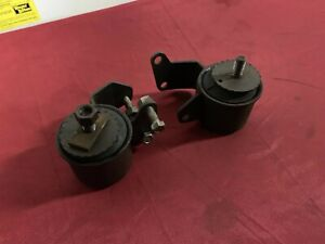 Used 1957 59 Mopar Big Block Motor Mounts Dodge Plymouth Desoto D500 361 383 440