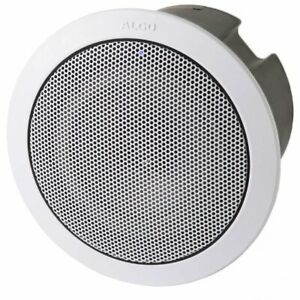 Algo 8188 Poe Sip Ceiling Speaker For Paging Notification Music
