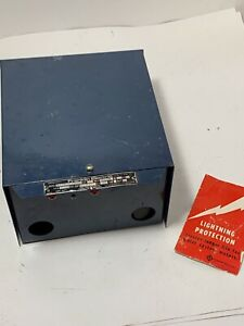 Franklin Electric 3 Hp Water Well Pump Control Box 230 Volt Single Phase