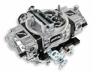 Brawler Br 67214 850 Cfm Brawler Street Carburetor Mechanical Secondary