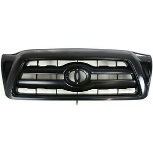 Grille For 2005 2010 Toyota Tacoma Paint To Match Plastic Fits 2007 Toyota Tacoma