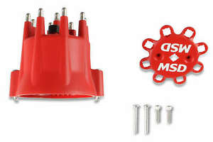 Msd 8433 Chevy V8 Hei Retainer Distributor Cap