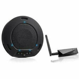 Huddlecamhd Black Huddlepod Air Wireless Usb Speakerphone