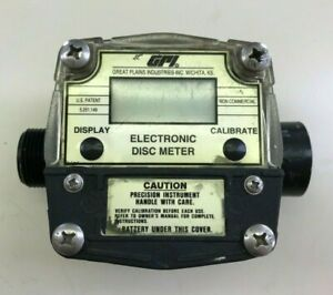 Gpi Electronic Disc Meter Great Plains Industries Fm300 Cgb
