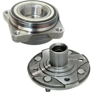 Wheel Hub And Bearing Set For 90 97 Honda Accord 97 99 Acura Cl 44600sm4020