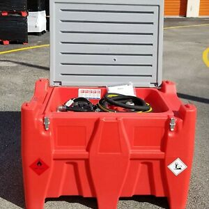 Portable Fuel Tank 116 Gl Gas