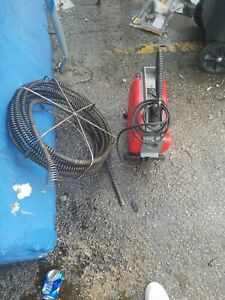 Rothenberger R600 Drain Cleaning Machine Only 110v