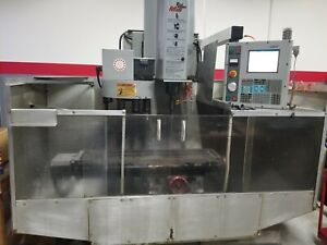 2003 Haas Tm1 Cnc Mill Great Condition