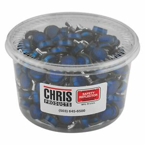 Chris Ch150b License Plate Reflectors