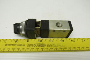 Aro Pneumatic 3 Port 2 Position Selector Switch 1 4 Npt
