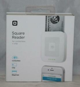 New Square Contactless And Chip Reader Credit Card Terminals Reader