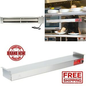 Corded 36 Strip Warmer Food Heat Lamp Commercial Buffet Restaurant Calrod