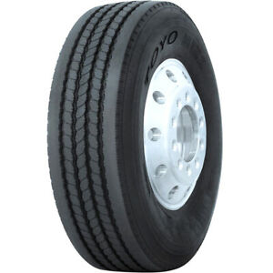 Toyo M122 255 70r22 5 Load H 16 Ply All Position Commercial Tire