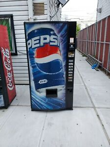 Used Pepsi Working Vending Machines For Sale