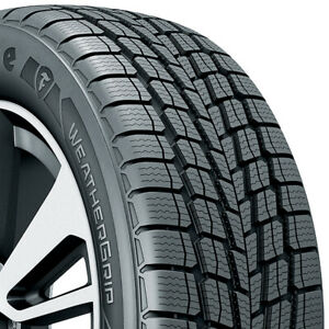2 New Firestone Weathergrip 235 70r16 106h A s All Season Tires