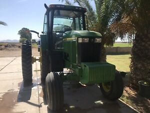 1999 John Deere Tractor 7810 4k Hours Diesel Power Shift Trans