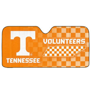 New Ncaa Tennessee Volunteers Car Truck Windshield Folding Sun Shade Large Size