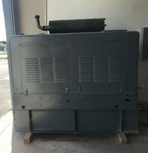 Onan Generator 3 Phase Gas Generator With Only 175 Hours