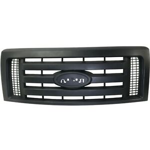 Capa Grille Grill For F150 Truck Ford F 150 2009 2012 Fo1200510c 9l3z8200a