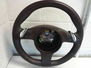 Porsche Cayenne 2013 Steering Wheel 719510
