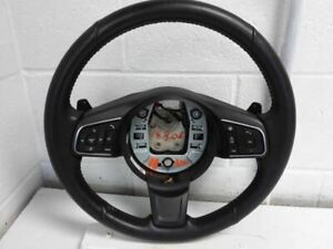 Jaguar F pace 2017 Steering Wheel 770049 small Dimple In Leather See Pix