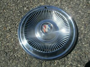 One Factory 1966 Buick Special 14 Inch Hubcap Wheel Cover