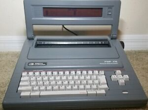 Smith Corona Electric Typewriter Word Processor Pwp X15 Spell Check