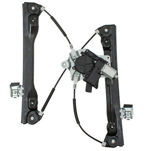 Front Left Driver Power Window Regulator W motor Assembly Fit 11 16 Chevy Cruze