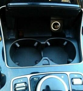 Genuine Mercedes Benz C Class W205 Front Cup Holder A2056800691