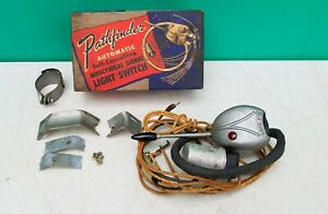 Nos Vintage Auto Lamp Blc 6004 Directional Turn Signal Light Switch 40s 50s