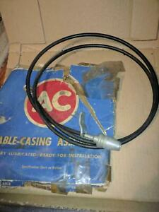 Nos 1949 50 Ford Mercury Speedometer Cable With Inner Core
