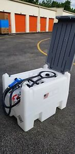 Portable Fuel Tank For Def