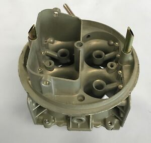 Holley Carburetor List 3310 780 Cfm Main Body Down Leg Boosters