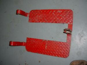 Original Ford 9n Tractor Running Boards 9n Ford